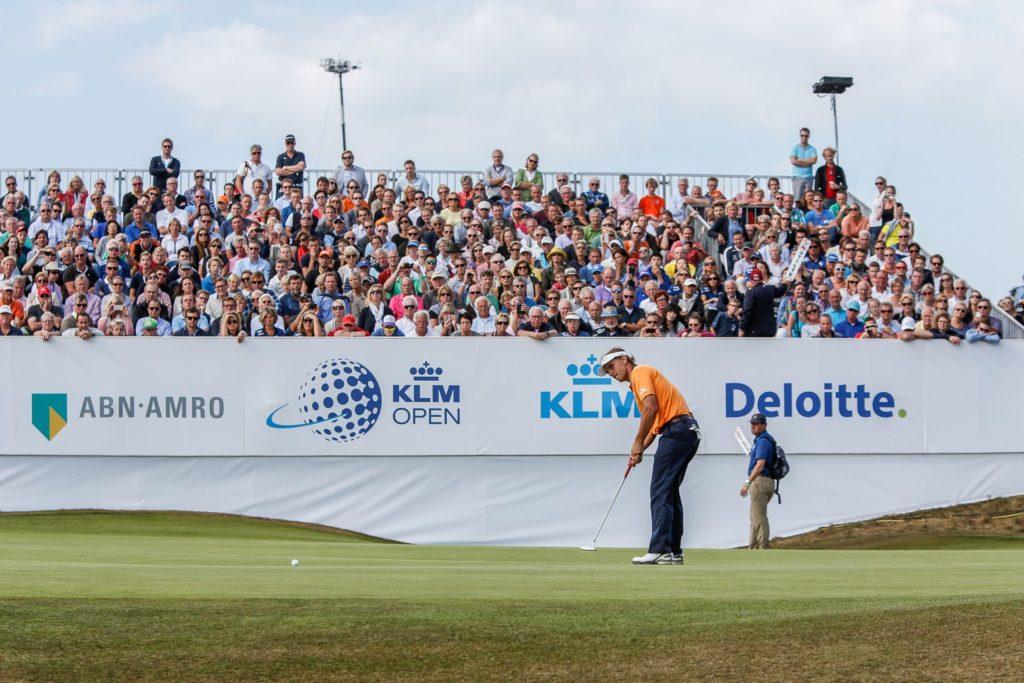 KLM Open 2014 Joost Luiten
