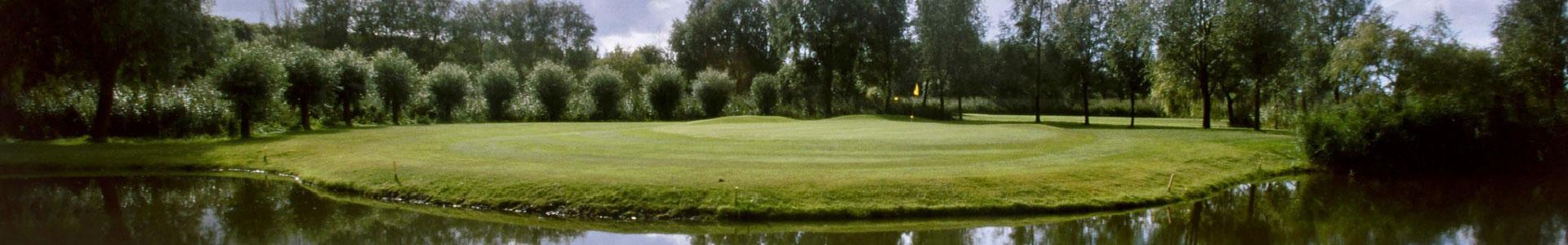 Hole 15 Golfclub Broekpolder