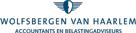 Logo Wolfsbergen Van Haarlem Accountants en Belastingadviseurs