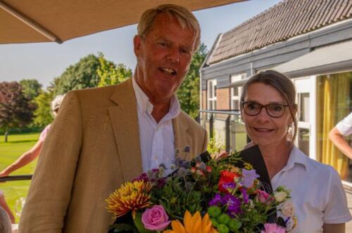Enno Hageman en Marleen Grooters